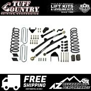 Tuff Country 4.5 Lift Long Arms 09-12 Dodge Ram 2500 3500 4wd 34223k