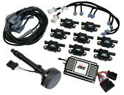 Msd Ignition 601513 Direct Ignition System Dis Kit Small And Big Block Chevy V8