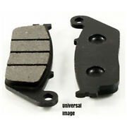 Sintered Brake Pads For 2011 Honda Fsc600a Silver Wing Abs Scooter Emgo 91-68006