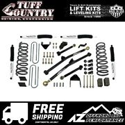 Tuff Country 6 Lift Long Arms Shocks 09-12 Dodge Ram 2500 3500 4wd 36223kn