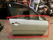 06-10 Infiniti M35 Front Right Door Shell Only O