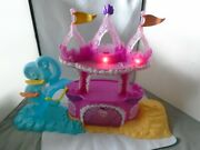 My Little Pony Mermaid Castle 2009 With Lights And Music