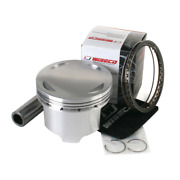 Piston Kit For 1985 Honda Xl600r Offroad Motorcycle Wiseco 4332m10241
