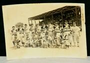 1940and039s Laguna Mexican League Baseball Team Photo In Full Uniform + Others