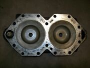 Evinrude Johnson Cylinder Head 335810 90hp 115hp 60 Degree Outboard Boat Motor