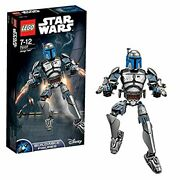 Lego 75107 Star Wars Buildable Figures Jango Fett New From Japan