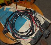 Nos 1967 Buick Electra 1967 Wildcat Manual Transmission Rh Engine Wiring Harness