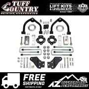 Tuff Country 4 Spacer Block Uca Lift Fits 2017-2019 Nissan Titan 4wd 54055