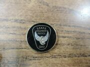 Ohio State Highway Patrol Trooper Shield Challenge Coin