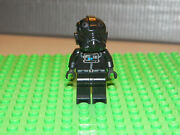 Lego Star Wars Tie Fighter Pilot Sw0268a Minifigure - From Set 9492, 9676. Auc A