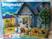 Retired 2007 Playmobil 4343 Animal Clinic Playset New Best Offer