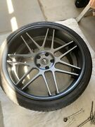 Used Mercedes Sl55 Amg Forged 20 Wheels And Tires 2003-2012 Sl500 Sl63 Cls55