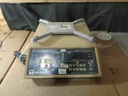 Vintage Nci 5850 Dual Counting Scale Power On N.f.t.