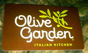 Olive Garden Italian Kitchen Restaurant Limited Ed Collectible Gift Card