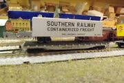 N-scale Custom Painted Southern Sou Tofc 3876