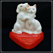Art Deco French Pottery And Porcelain 1920-1930 For Sale 8 Asthray Limoges