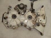 1976 Johnson Evinrude Outboard Sea-horse 55hp Cylinder Head Twin Heads 322898