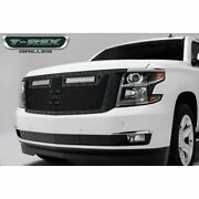 T-rex 6310561-br Torch Mesh Main Grille Led Light 2 -12 Bar For Suburban/tahoe