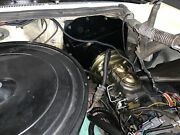 1957 Buick Power Brake Conversion - Modern Booster And Master Cylinder 57