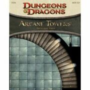 1x Dungeon Tiles Arcane Towers New/near Mint Products - Dandd 4e 4.0