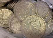 20 1921-d - Only Denver Minted Morgan Silver Dollar Last Year Entire Roll