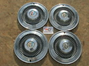 1964 Buick Special 14 Wheel Covers Hubcaps Set Of 4
