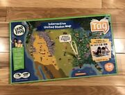 Tag Reading System Leap Frog Interactive United States Map Factory Sealed