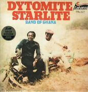 Dytomite Starlite Band Of Ghana S/t Lp Vinyl Europe Bbe 2019 6 Track First Time