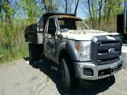 Ford F350sd Pickup Front Axle Assembly Chassis Cab Drw 3.73 Ratio 13 14 4x2 2wd