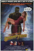 236680 Return Of The Swamp Thing Wall Print Poster Ca