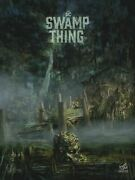 238869 Swamp Thing Dc Universe Movie Wall Print Poster Ca