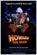 240947 Howard The Duck Movie 1986 Wall Print Poster Ca