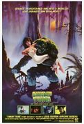 241301 Swamp Thing Movie Wes Craven Wall Print Poster Ca