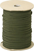 Marbles Parachute Cord Od Green 1000 Ft 7 Strand 550lbs 102s