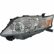 New Hid Head Lamp Assembly Driver Side Fits 2010-2013 Lexus Rx350 Lx2502148