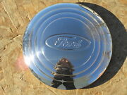1932-33 Ford Hubcaps, Set Of 4 - Brand New