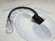 0586074 Evinrude Johnson Outboard Lower Cowl Trim And Tilt Switch