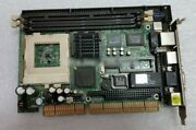 Used Hs6237 Ver2.2 Industrial Motherboard 100 Tested