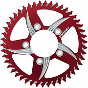 Vortex 2001-2012 Yamaha Fzs1000 Fz1 Cat5 Rear Aluminum Sprocket Red 42t 435zr-42