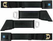 Oer Lap Seat Belt Set Left And Right Hand Side 1967-1972 Chevy And Gmc Trucks