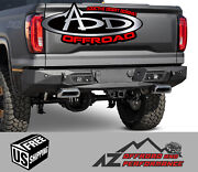 Add Stealth Fighter Rear Bumper Exhaust Tips For And03919+ Gm Silverado Sierra 1500