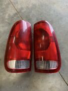 1996-2007 Ford 350 Truck Oem Rh And Lh Pair Twilights