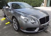 2012-2015 Bentley Continental Gt Factory Style Side Skirts Unpainted