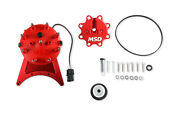 Msd 85201 Front Drive Distributor With Adjustable Cam Sync Big Block Chevy V8's