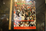 Official Michigan State Spartans Football Program 9/17/77 Vs Washington St. Jsh
