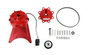 Msd 85101 Front Drive Distributor With Adjustable Cam Sync Small Block Chevy V8