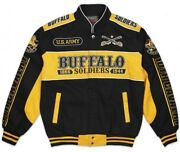 Buffalo Soldiers Twill Jacket 24th Infantry