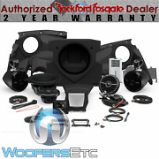 Rockford Fosgate Pmx3 Upgraded X317-stage4 Audio For Select Can-am Maverick X3