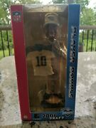 2006 Vince Young Tennessee Titans Nfl Draft Day Bobblehead 182/1008 Texas