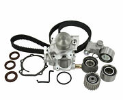 Dnj Tbk715awp Engine Timing Belt Component Kit With Water Pump